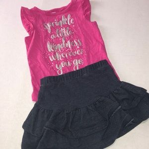 Other - ✔️Toddler girls outfit size 3T outfit